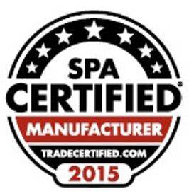 SPA CERTIFIED