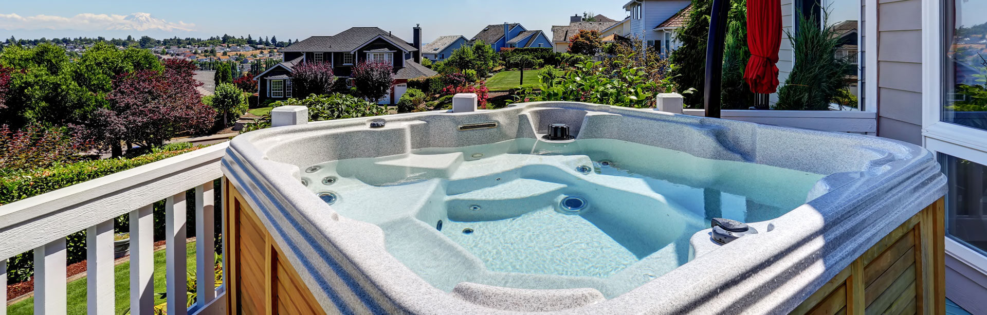Hot Tub - Chambersburg, PA - Outdoor Living LLC