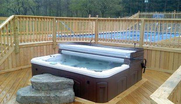 Clearwater Spas - Outdoor Living, LLC