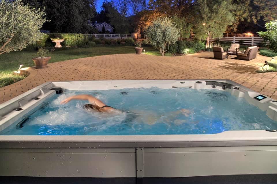 Swim Spa 1200
